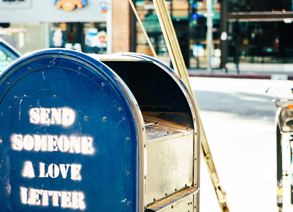 Newsletter-Marketing - Versenden von Post-Newslettern
